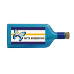 "Blaue Flasche ""Gute Besserung"""